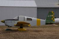 C-GRRH @ CEH3 - American Aviation AA-1B - by Yakfreak - VAP