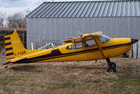 C-FSGE @ CEH3 - Cessna 180 - by Yakfreak - VAP