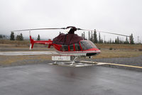 C-FNOB @ CEW9 - Alpine Helicopters Bell 407