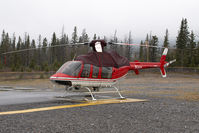 C-FNOB @ CEW9 - Alpine Helicopters Bell 407 - by Yakfreak - VAP