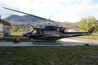 C-GTRH @ CYKA - Bell 212 - by Yakfreak - VAP