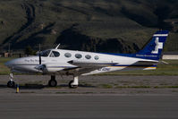 C-GDHG @ CYKA - Denning Health Group Cessna 340 - by Yakfreak - VAP