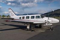 C-GPAY @ CYKA - Piper 31 Navajo - by Yakfreak - VAP
