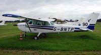 G-BNTP @ EGCB - Cessna 172N - by Terry Fletcher