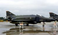 68-0571 @ NBU - RF-4C at the open house - by Glenn E. Chatfield