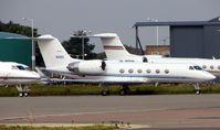 N12NZ @ EGGW - Gulfstream G1159C - by Terry Fletcher