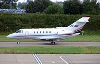 CS-DNL @ EGGW - Netjets Hawker - by Terry Fletcher