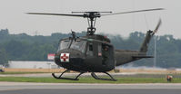 422 @ PDK - Medevac 422 Landing PDK - by Michael Martin