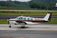 N13RK @ PDK - Taxing to Epps Air Service - by Michael Martin