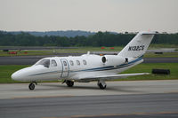 N132CS @ PDK - Taxing to Epps Air Service - by Michael Martin