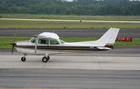 N1315E @ PDK - Taxing to Runway 20R - by Michael Martin