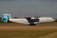 UR-09307 @ VIE - Antonov Design Bureau Antonov 22 - by Yakfreak - VAP