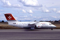 9H-ACO @ LYS - AIR MALTA - by Fabien CAMPILLO