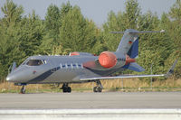 D-CKKK @ VIE - Windrose Air Learjet 60 - by Thomas Ramgraber-VAP