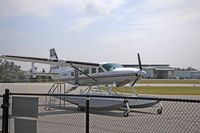 C-FHRB @ CYKZ - At the ramp of Toronto/Buttonville Municipal Airport - by Brandi Osmond