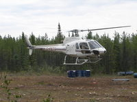 C-FETG - Photograph taken in NE Saskatchewan - by Peter Daubeny