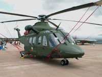 275 @ EGVA - AW-139/3 Wing Irish Air Corps/RIAT Fairford - by Ian Woodcock
