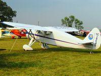 N28640 @ OSH - Airventure '07 - by Bob Simmermon