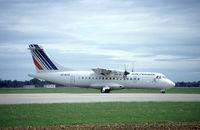 EI-BYO @ LYS - Air France - Brit air - by Fabien CAMPILLO