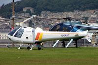 G-GKAT - at Helidays 2007 at Weston-Super-Mare , UK - by Terry Fletcher