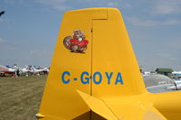 C-GOYA @ KOSH - RV-7A - by Mark Pasqualino