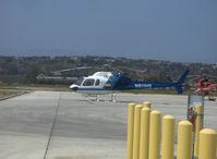 N811HS @ CMA - Aerospatiale AS355E TWIN STAR, two Allison C20F 525 shp each - by Doug Robertson
