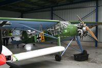 PH-TAT @ GENK - Taken on an Aeroprint tour @ Genk - by Steve Staunton