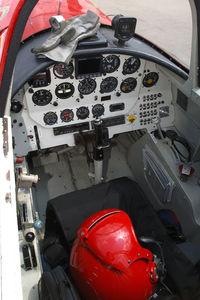 C-GYAC @ YXU - Cockpit view - by topgun3