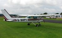 G-BHPY @ EGBW - early Sunday morning at Wellesborne Mountford - by Terry Fletcher