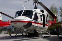 N213KA @ CAB7 - Alpine Helicopters Bell212