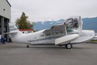 N93GS @ CYCW - Grumman G21 Goose