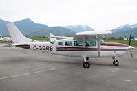 C-GGRB @ CYCW - Cessna 207 - by Yakfreak - VAP