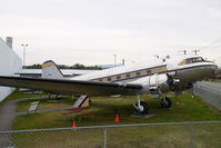 CF-PWH @ CYNJ - DC3 on display - by Yakfreak - VAP