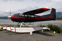 C-FIVB @ CAP5 - Canada Coastal Aviation Cessna 185 - by Yakfreak - VAP