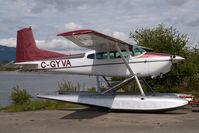 C-GYVA @ CAP5 - Cessna 180 - by Yakfreak - VAP