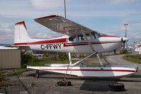 C-FFWY @ CAP5 - Cessna 180 - by Yakfreak - VAP