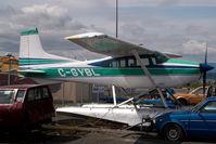 C-GYBL @ CAP5 - Cessna 180 - by Yakfreak - VAP