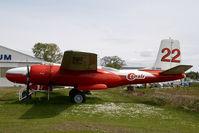 CF-BMS @ CYYJ - Conair Douglas A26
