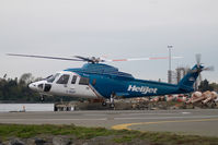 C-GHJP @ CBF7 - Helijet Sikorsky S76A