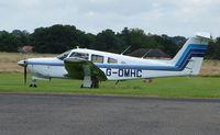 G-OMHC @ EGBO - Wolverhampton Business Airport , UK