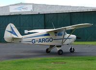 G-ARGO @ EGBO - Piper Pa-22-108