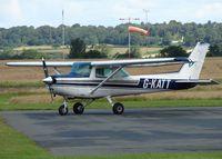 G-KATT @ EGBO - Cessna 152