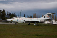 101030 @ CYQQ - Canadian Air Force Canadair CF101 Vodoo - by Yakfreak - VAP