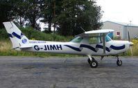 G-JIMH @ EGBO - Cessna F152