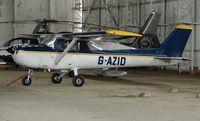 G-AZID @ EGBO - Cessna FA150L