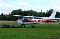 G-BHAV @ EGBD - Cessna F152