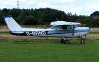 G-BRND @ EGBD - Cessna 152
