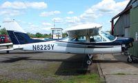 N8225Y @ EGBD - Cessna 177RG
