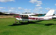 G-BYBD @ EGBD - Cessna F172H