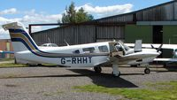 G-RHHT @ EGBD - Piper PA32RT-300